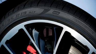 Hyundai i30 N  - tyres