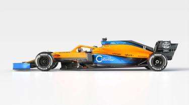 2021 Formula 1 racers – MCL35 q