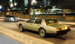 Aston Martin Rapide S v Aston Martin Lagonda main