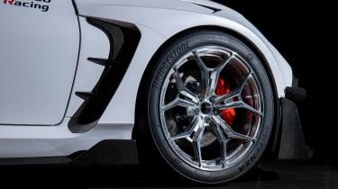 Toyota GR 86 Gazoo Concept – wheels