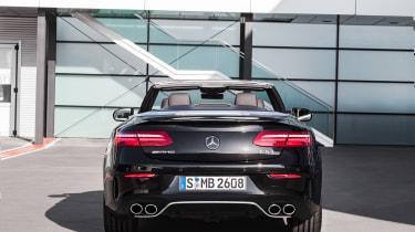 Mercedes-AMG E53 – rear