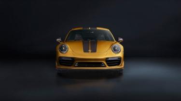 Porsche 911 Turbo S Exclusive Series - Front