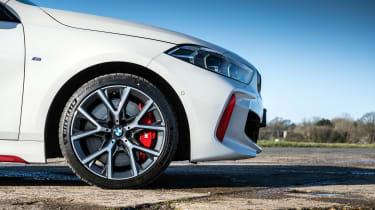 BMW 128ti - wheels