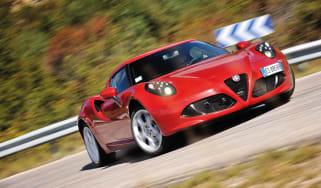 Alfa Romeo 4C review: Best of 2013