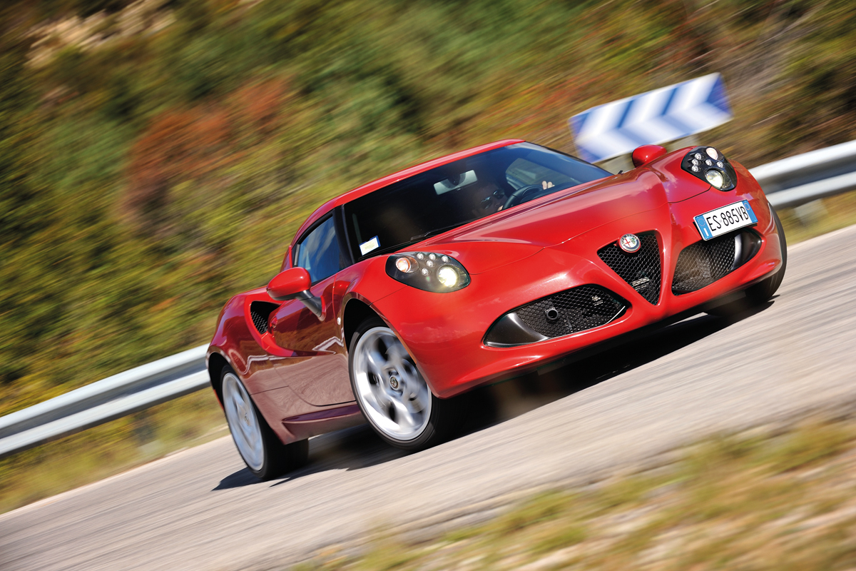 Alfa Romeo 4c Review Specs And Video Evo