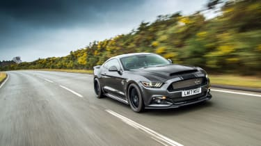 Shelby Mustang Super Snake review – A wild supercharged