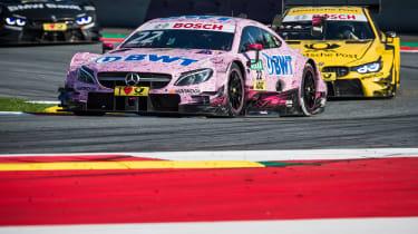 DTM Round 8 Austria - Merc C63