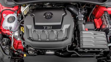 Volkswagen Polo 6 GTI - engine