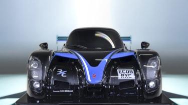 Radical RXC Turbo front