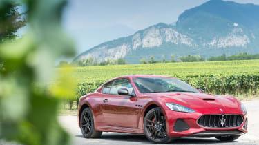 Maserati GranTurismo - front three quarter