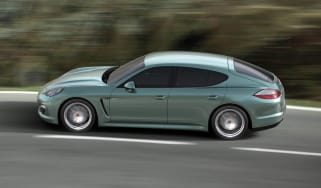 Porsche Panamera Diesel video review