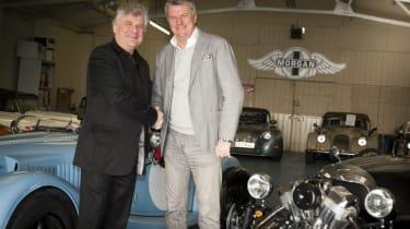 Morgan makes a return to Le Mans