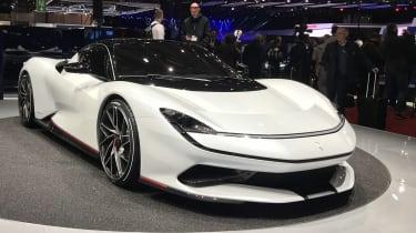 Pininfarina Battista front white