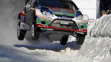 WRC Sweden 2011