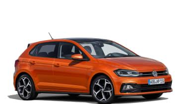 2017 Volkswagen Polo - front