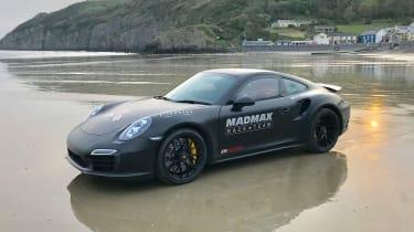 1200bhp Porsche 911 Turbo