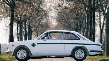 Alfa Romeo GTA Sprint 1300 Junior - profile