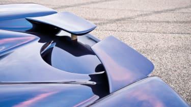 Koenigsegg CC8S spoiler