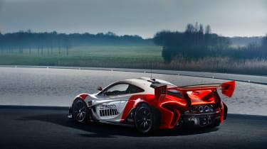 McLaren P1 GTR MSO - rear quarter