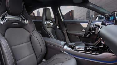 Mercedes-AMG A35 saloon - seats