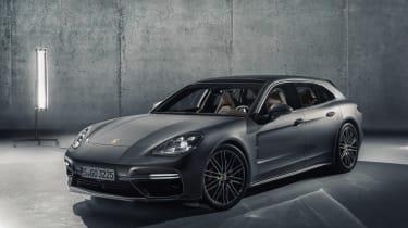 Porsche Panamera Sport Turismo - front