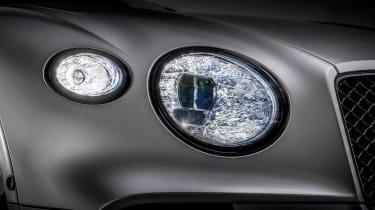 2021 Bentley Continental GT Speed - static headlights