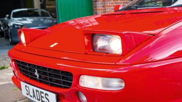 Ferrari F355 – pop-up headlight