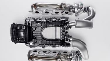 engine top