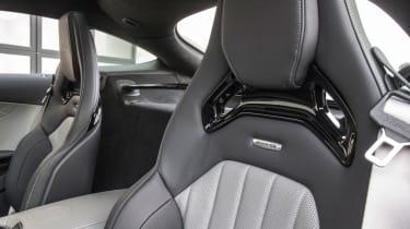 Mercedes-AMG GT C Coupé - Seats