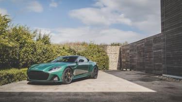 Aston Martin DBS 59 by Q - quarter