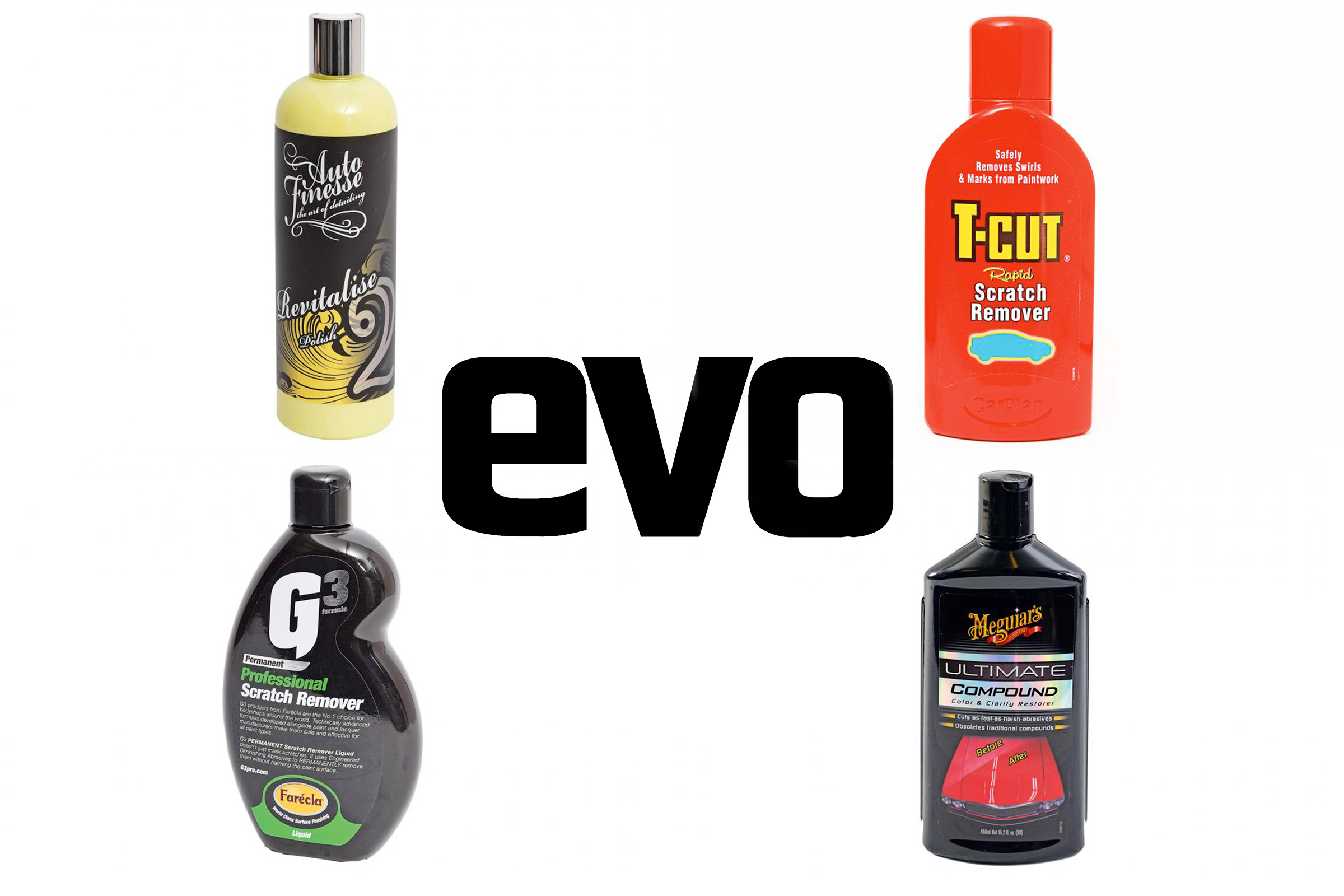 The best scratch removers and colour restorers 2019 | Evo