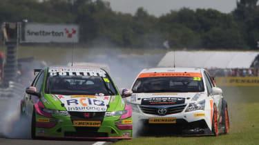 British Touring Car Championship Round 6: Snetterton