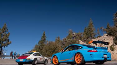 Cali 911s - rear static