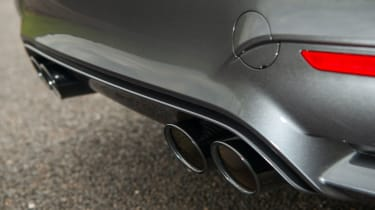 BMW M3 Competition Pack - Exhausts