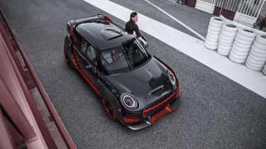 Mini John Cooper Works GP Concept - header