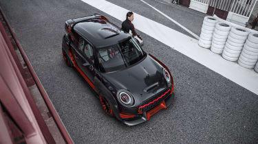 Mini John Cooper Works GP Concept - header