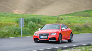 Audi RS5 quattro coupe review