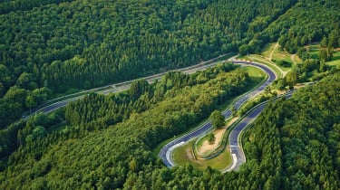 Test track Nurburgring 1