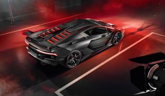 Lamborghini SC18 header