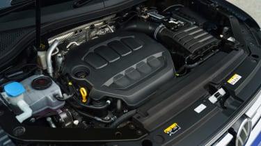 Volkswagen Tiguan R – engine