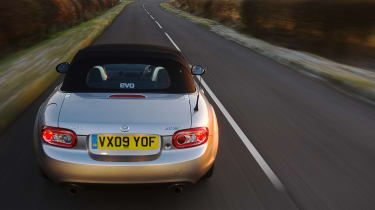 Mazda MX-5 2.0i Sport Tech roadster