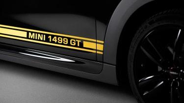 Mini 1499 GT special edition - stripes