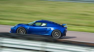 Rockingham track day 2 (AP) - Lotus