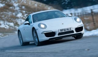 2012 sales figures Porsche 991 911