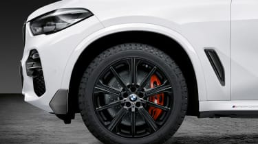 BMW X5 M Performance parts - wheels