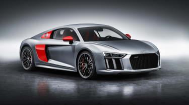 Audi R8 Audi Sport Edition - front three quarter