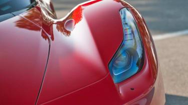 Ferrari LaFerrari front wing