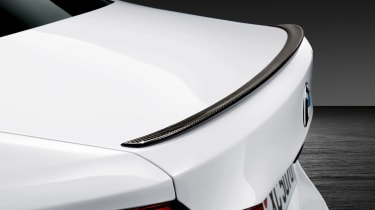 BMW M5 F90 - M Performance parts wing