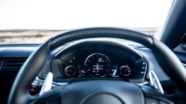Best hybrid cars 2021 - NSX wheel