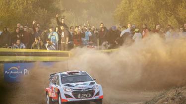 WRC Spain Sordo